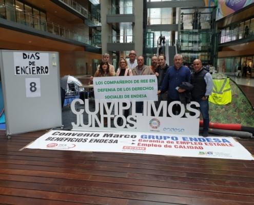 SIE - Sie con los trabajadores de Endesa