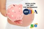 Devolucion IRPF De Ayudas A La Maternidad